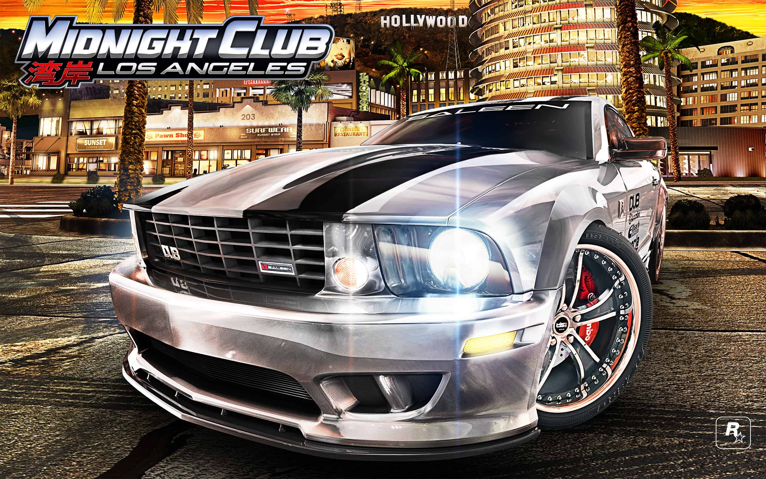 Best Racing Games - Midnight Club Los Angeles