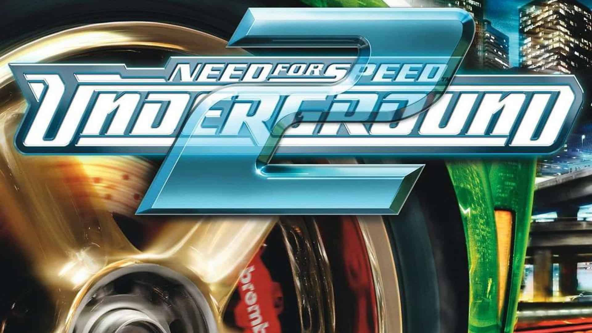 Best Racing Games - Need For Speed Underground 2