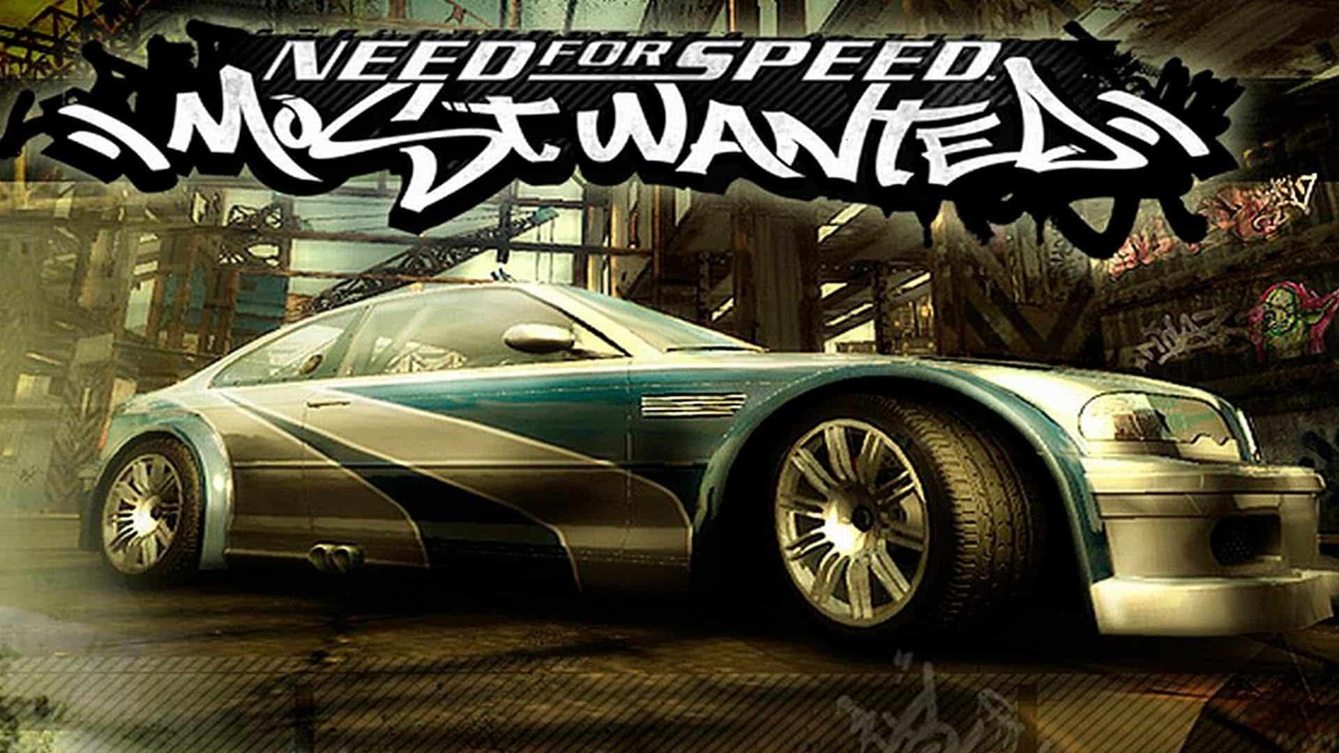Best Racing Games - Need for Speed Most Wanted