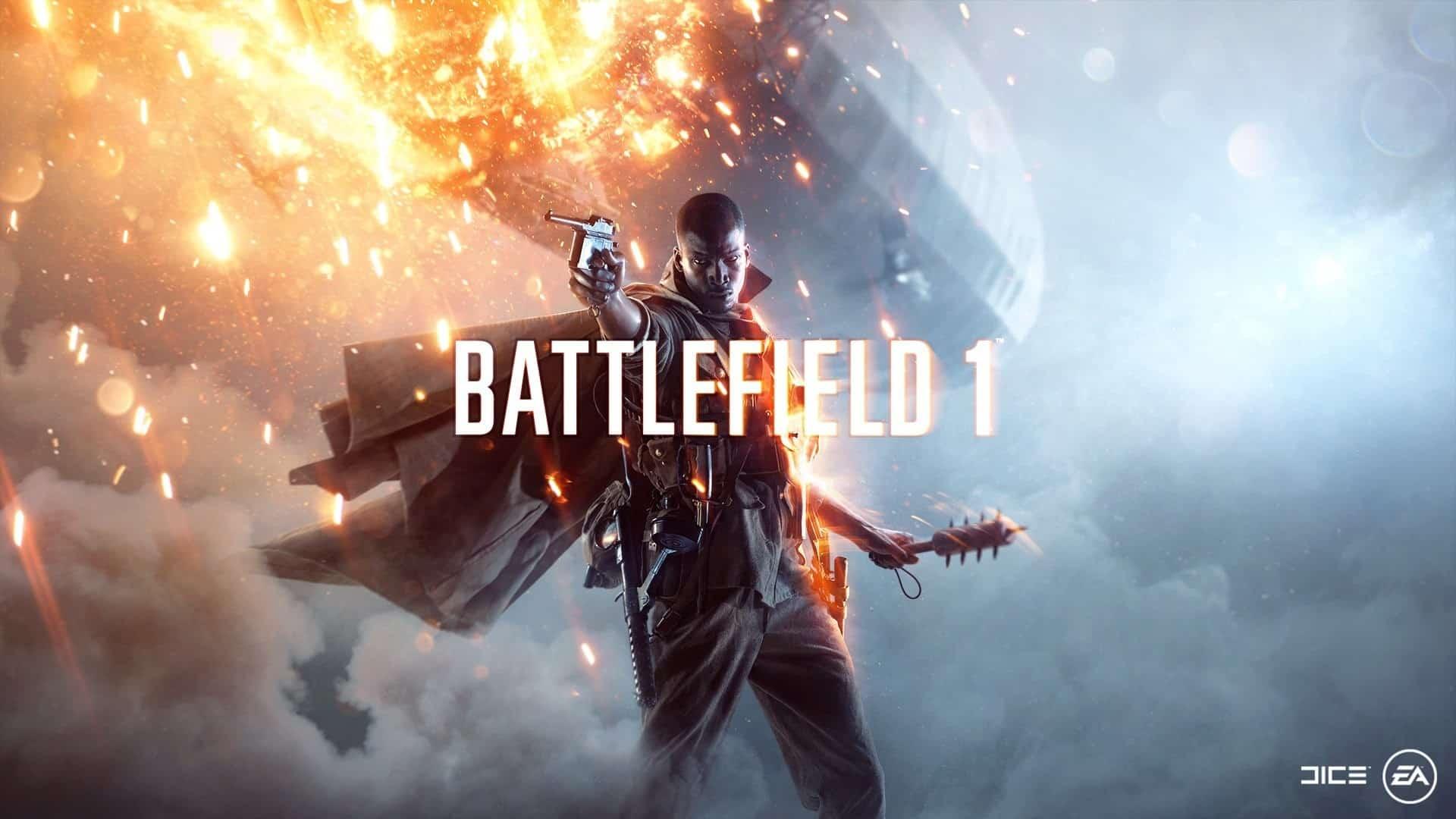 Best Selling PS4 Games - Battlefield 1