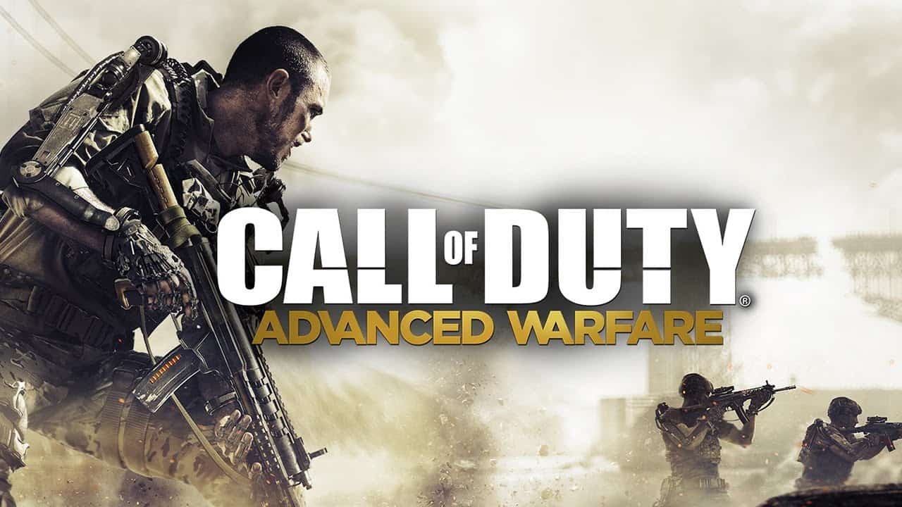 Best Selling PS4 Games - Call of Duty Advanced Warfare