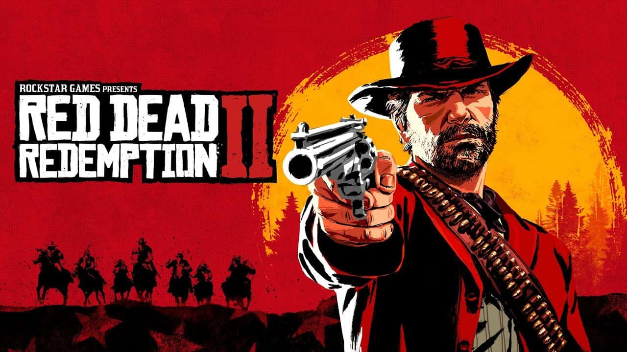 Best Selling PS4 Games - Red Dead Redemption 2