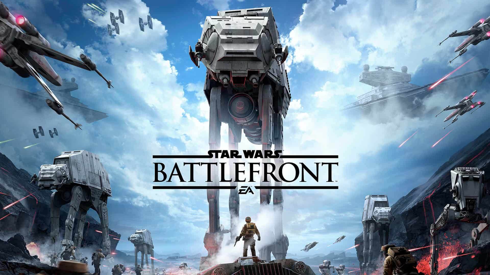 Best Selling PS4 Games - Star Wars Battlefront