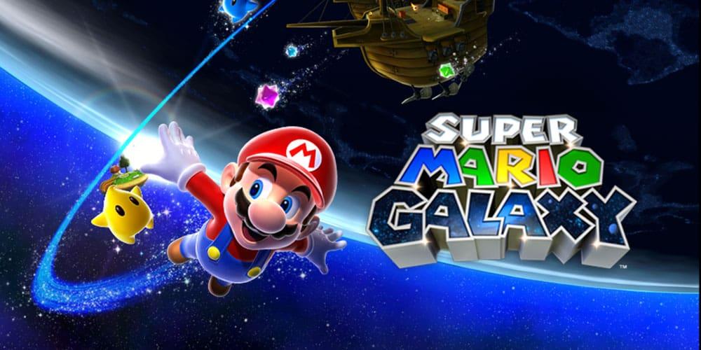 Best Super Mario Games - Super Mario Galaxy