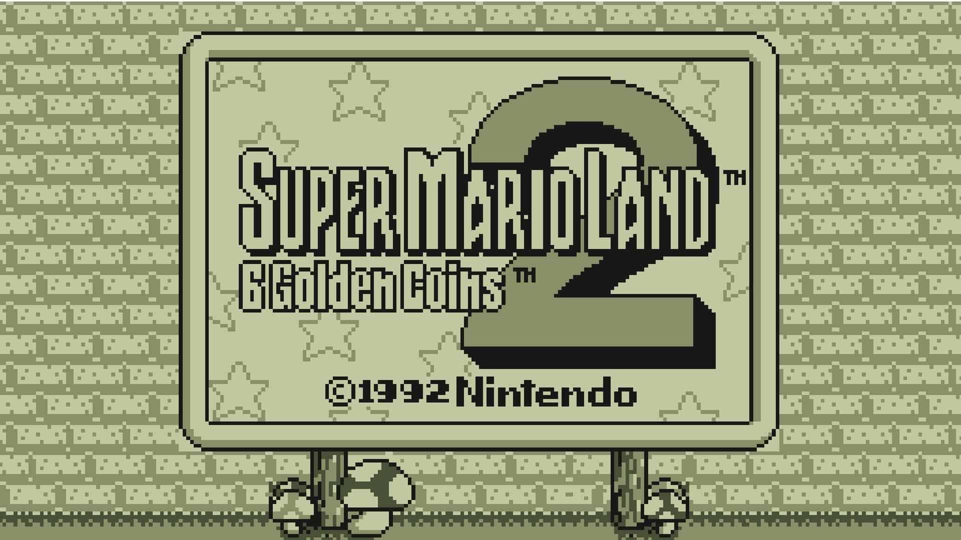 Best Super Mario Games - Super Mario Land 2
