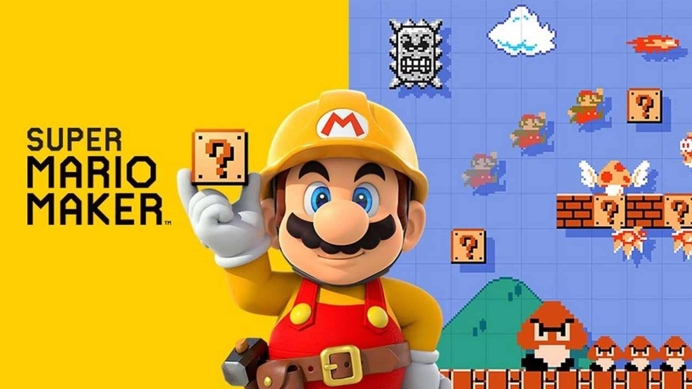 Best Super Mario Games - Super Mario Maker