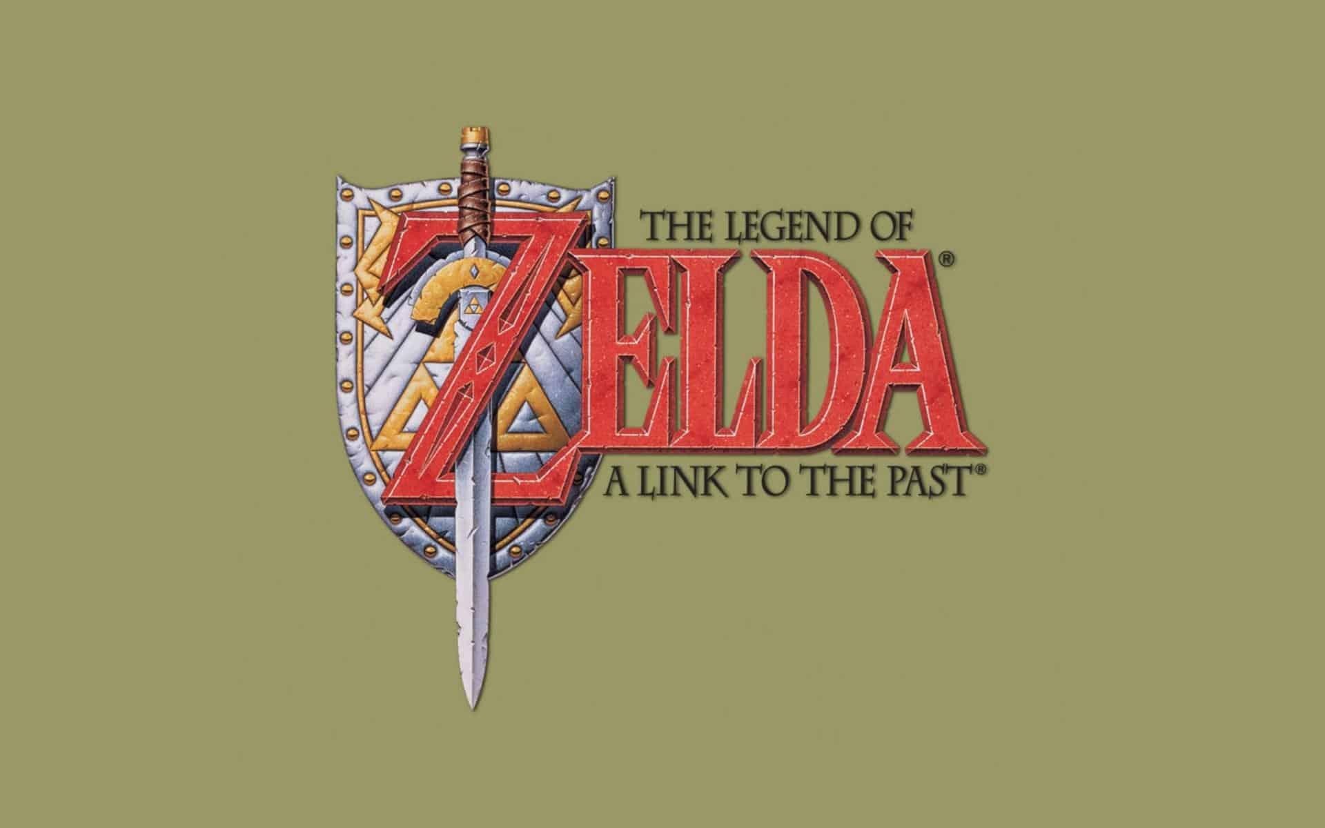 Best Zelda Games - The Legend of Zelda - A Link to the Past