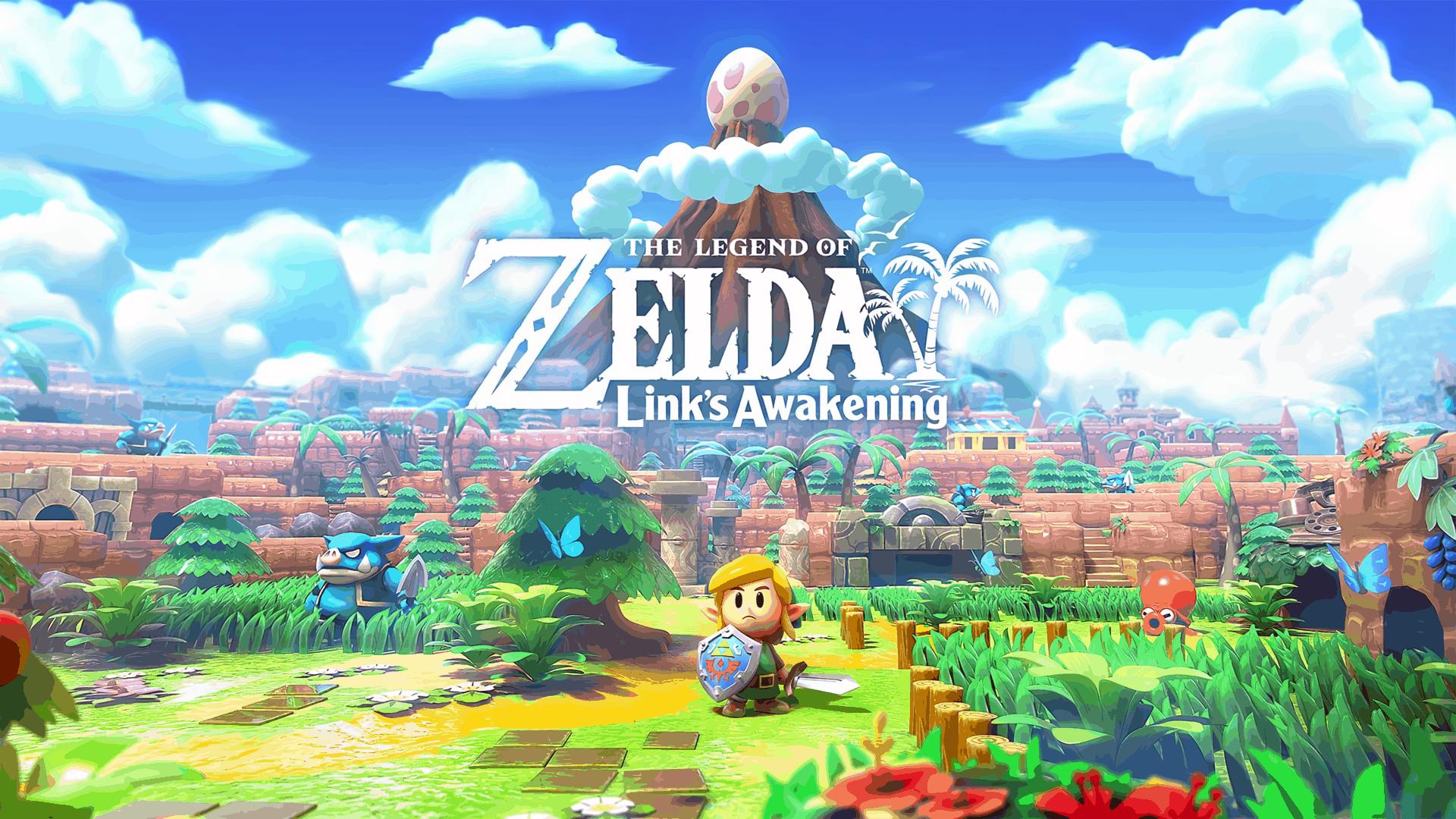 Best Zelda Games - The Legend of Zelda - Link's Awakening