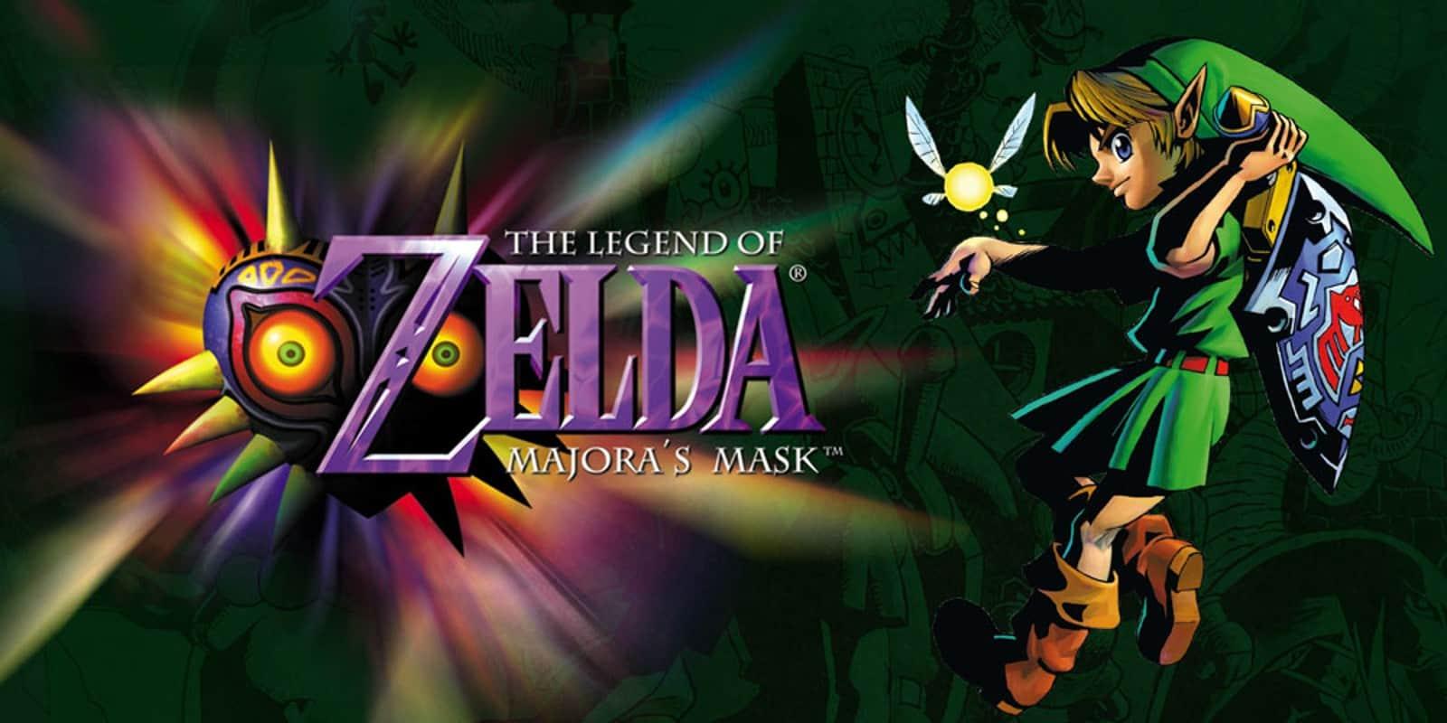 Best Zelda Games - The Legend of Zelda - Majora's Mask