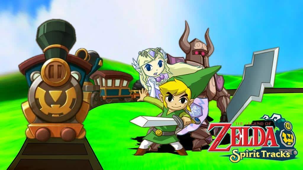 Best Zelda Games - The Legend of Zelda - Spirit Tracks
