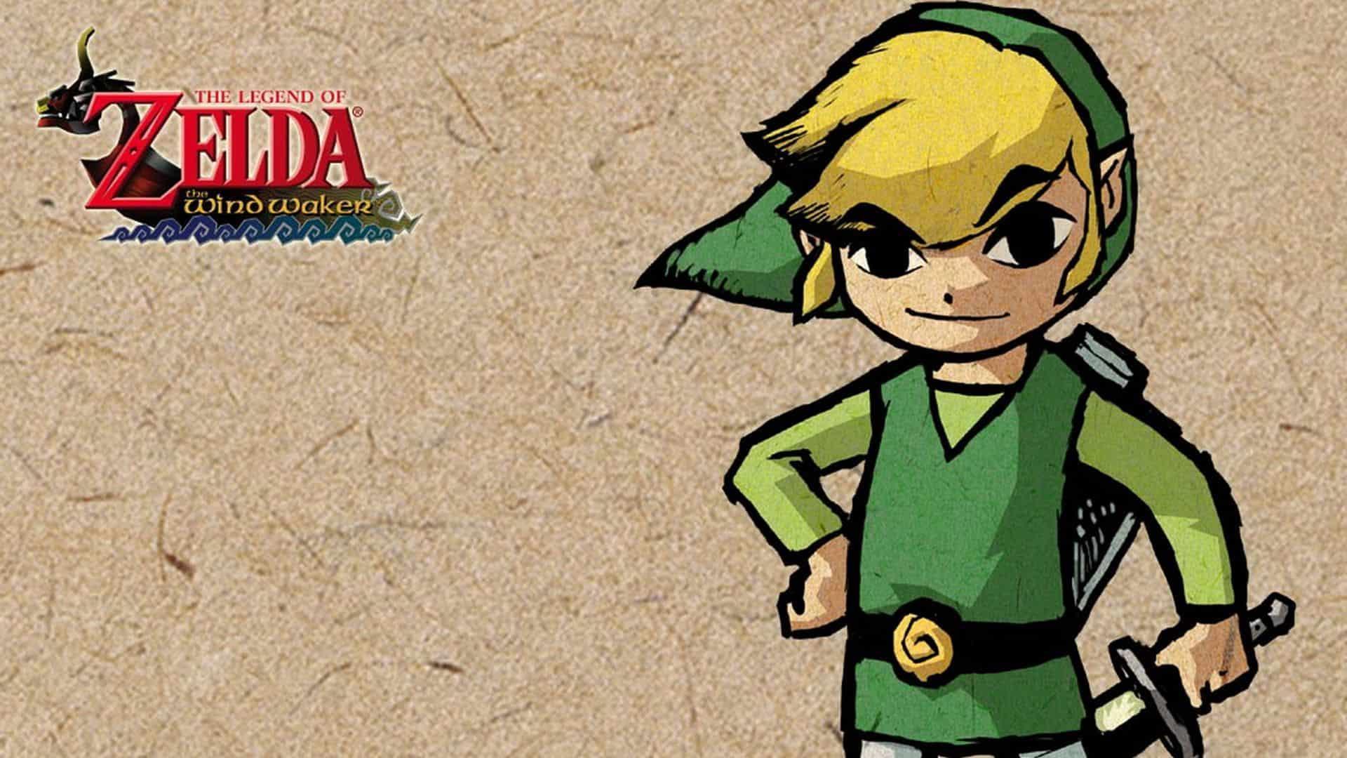 Best Zelda Games - The Legend of Zelda - The Wind Waker