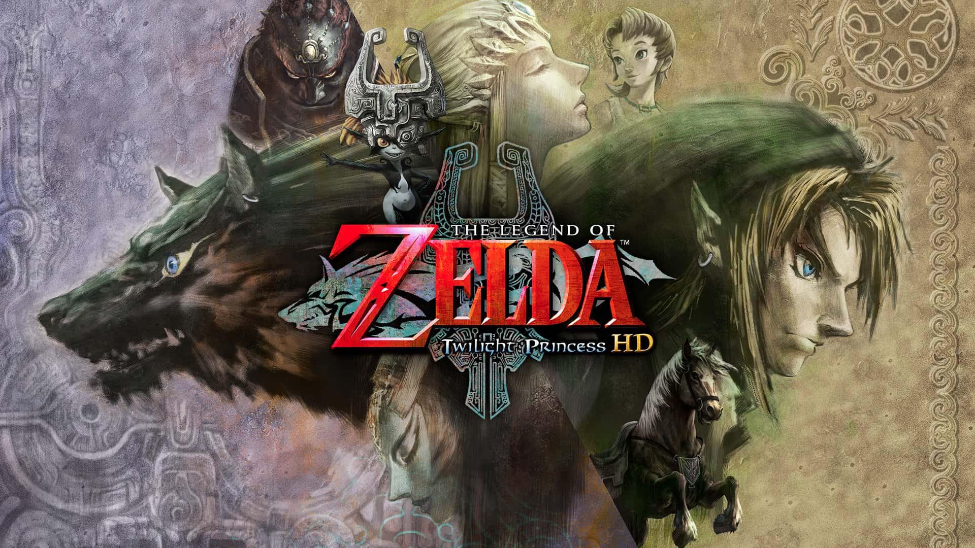 Best Zelda Games - The Legend of Zelda - Twilight Princess