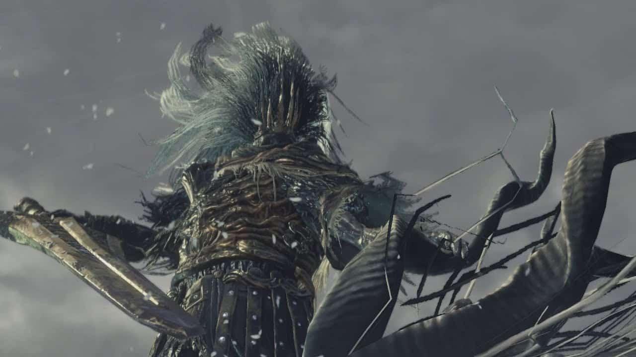 Toughest Video Game Bosses - The Nameless King - Dark Souls III
